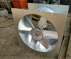 Industrial Blowers / Axial Flow Fans